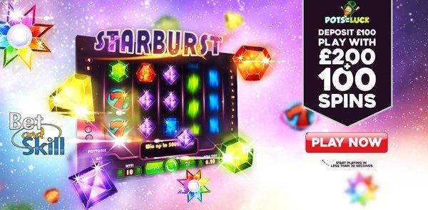 Pots Of Luck Casino Welcome Bonus