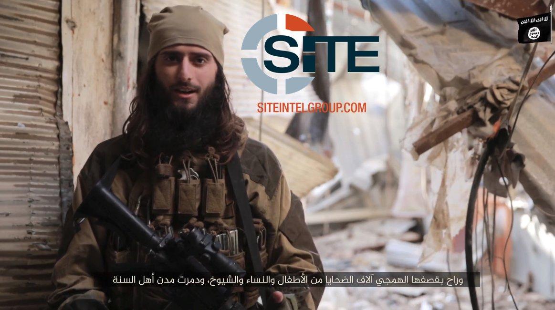 Risultati immagini per Abu Hamza al-Amriki.