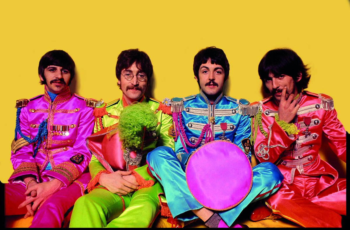 An outtake from the #SgtPepper gatefold. https://t.co/72trdBs2J2