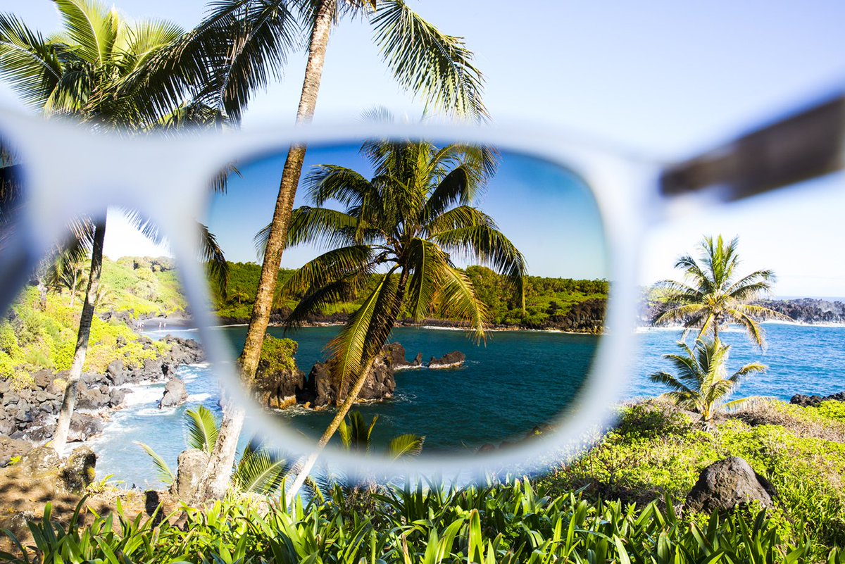It's more than a sunglass. It's a visual experience through the lens. #MauiFilter https://t.co/rOdwVK0kVa
