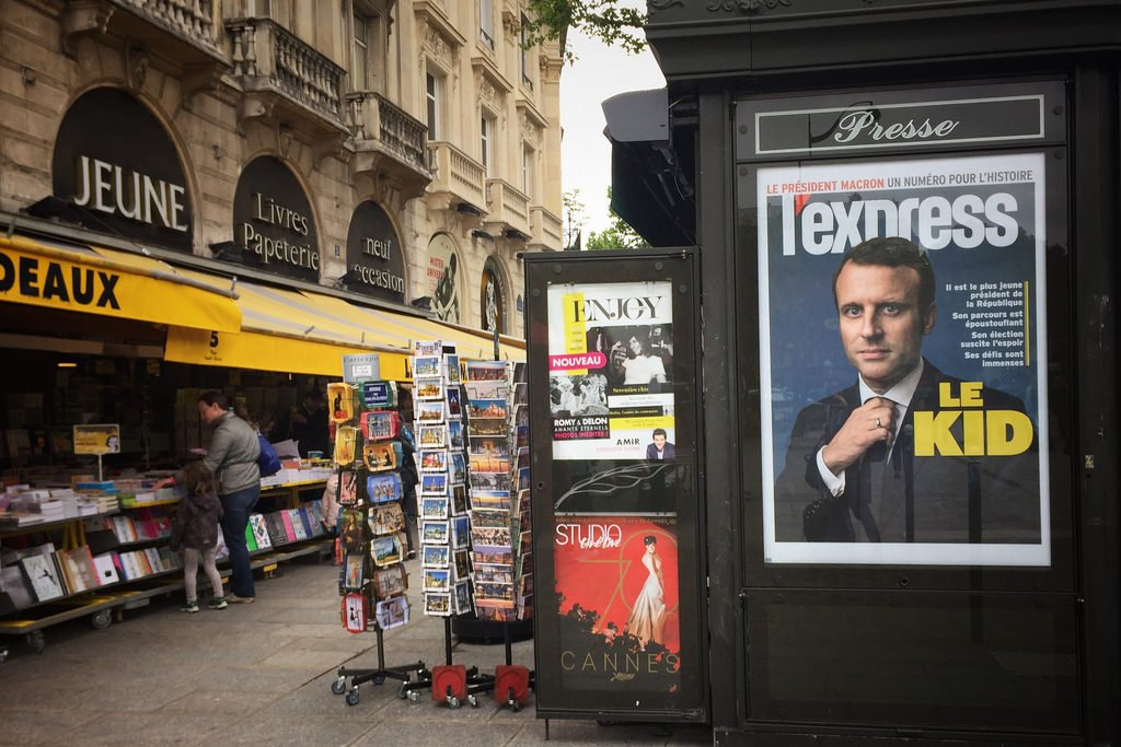 @jaturner1 looks at what Macron&#39;s victory could mean for Europe and the West #macron2017 #EuropeanUnion  http://www. hitchnews.org/single-post/20 17/05/17/The-Center-Will-Hold---Emmanuel-Macron-Western-Liberalism-and-Europe &nbsp; … <br>http://pic.twitter.com/bMaMBj2UVk