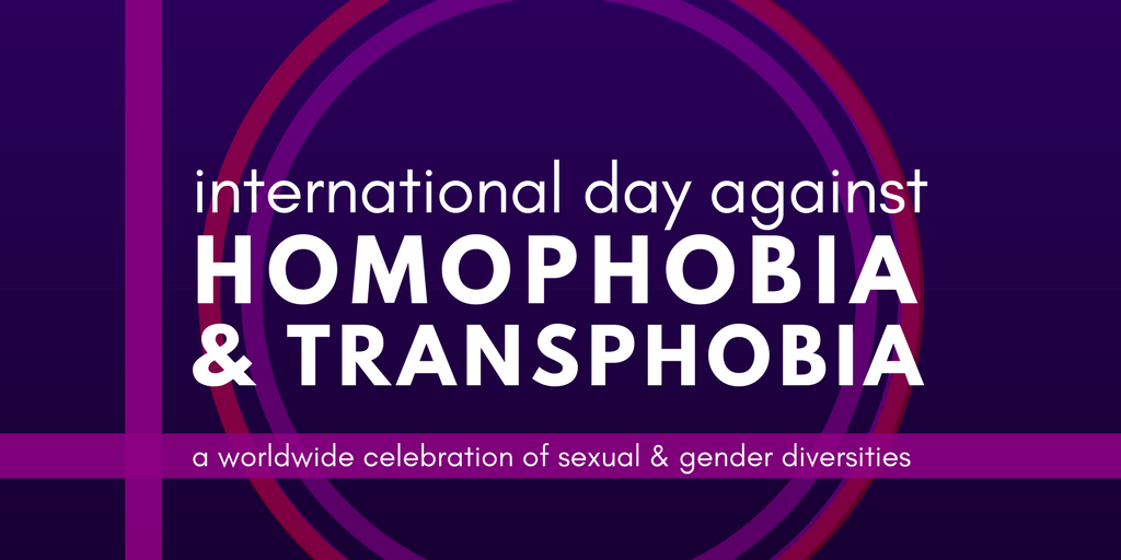 Violence & discrimination against #LGBT individuals is a clear violation of human dignity. We must end these injustices. #IDAHOT https://t.co/uCz3yHQ3Rf