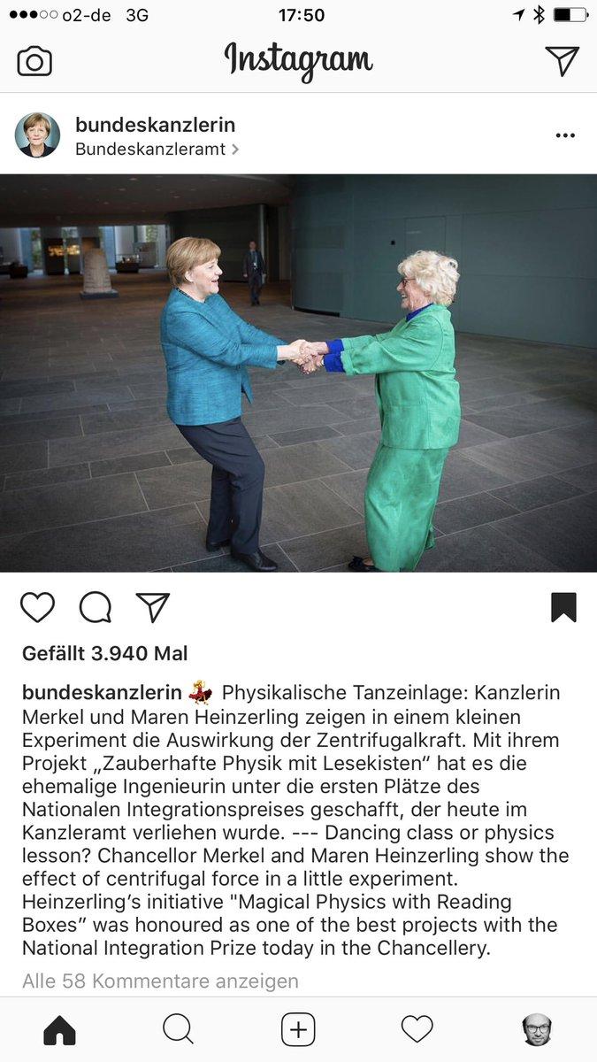 OMG: Das ist wahrscheinlich das beste Instagram-Posting der deutschen Politik. https://t.co/5uNUe9icix