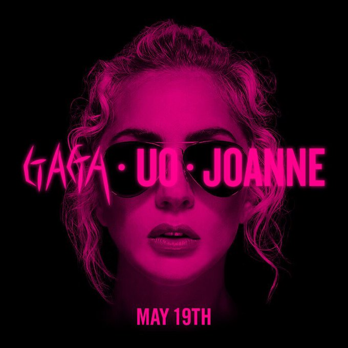 #JOANNE at @UrbanOutfitters, this Friday 💋 https://t.co/HsqLUou2aL