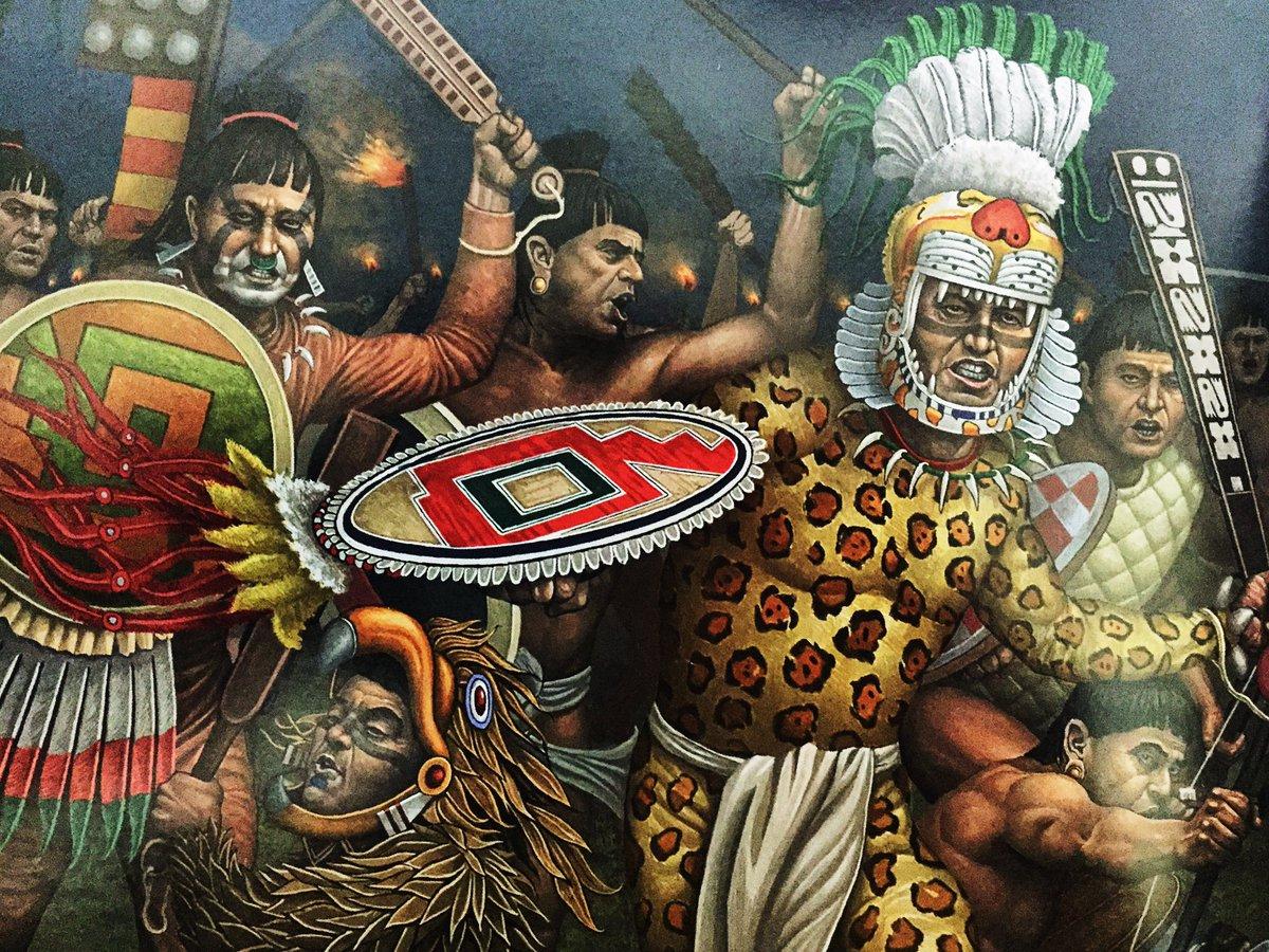 THE MEXICAS IV.