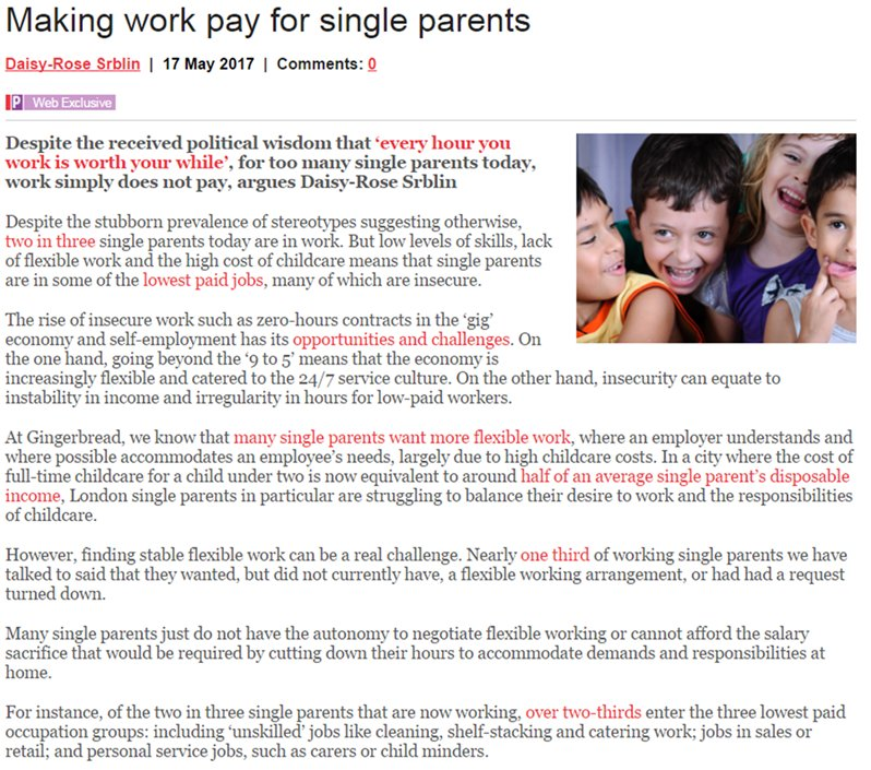 Just single parents uk