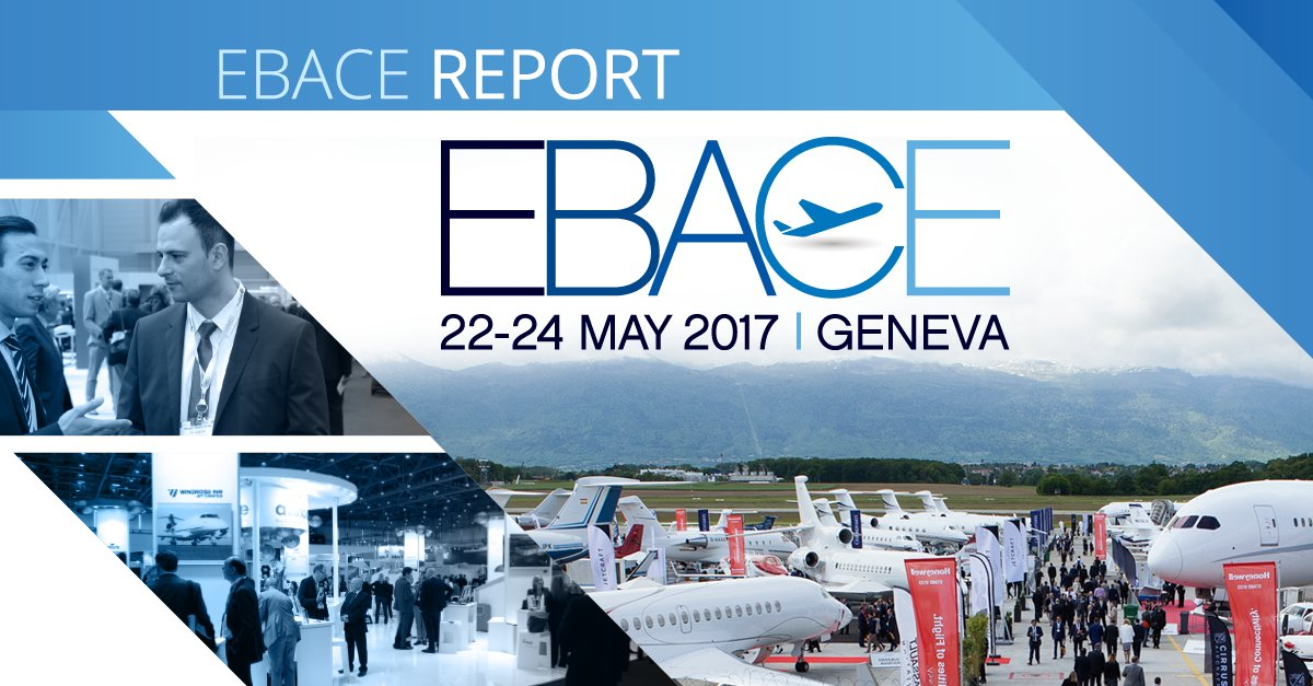 We're ready to welcome you to #EBACE17! Read the latest EBACE Report for all the info you need on the show. https://t.co/GclttRoMqE