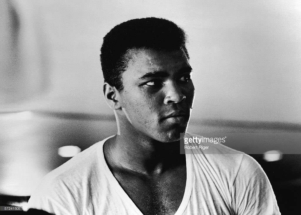 'Impossible is not a fact. It's an opinion.' - @MuhammadAli #Wednesday...