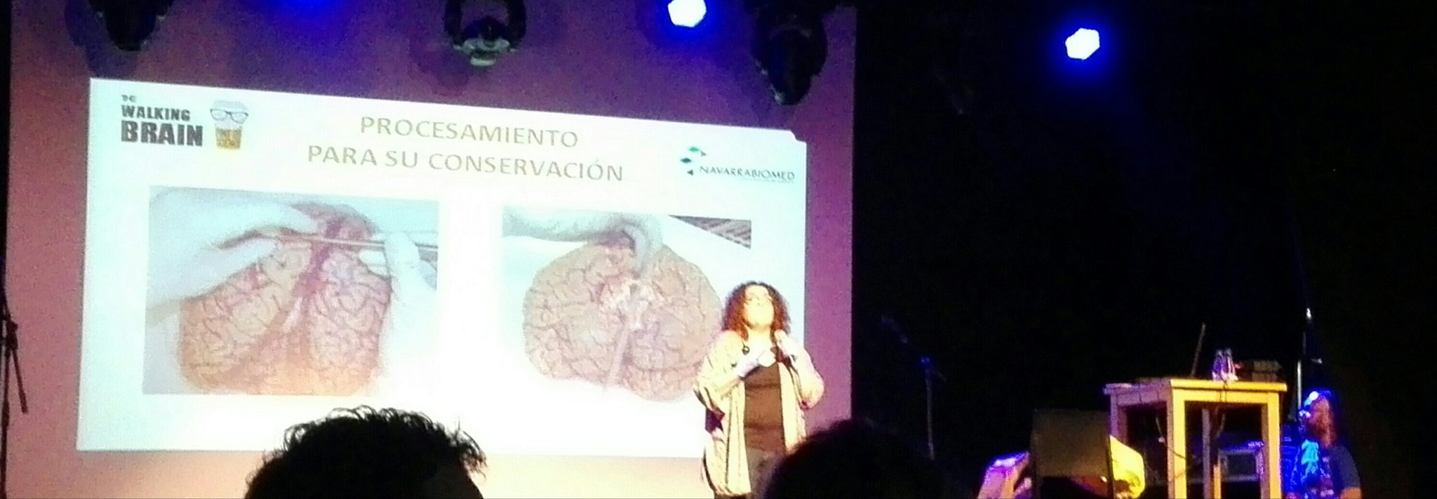 ¿Cuánto pesa un cerebro? #Pint17PNA @pintofscienceES @navarrabiomed https://t.co/N9HGXFvI3u
