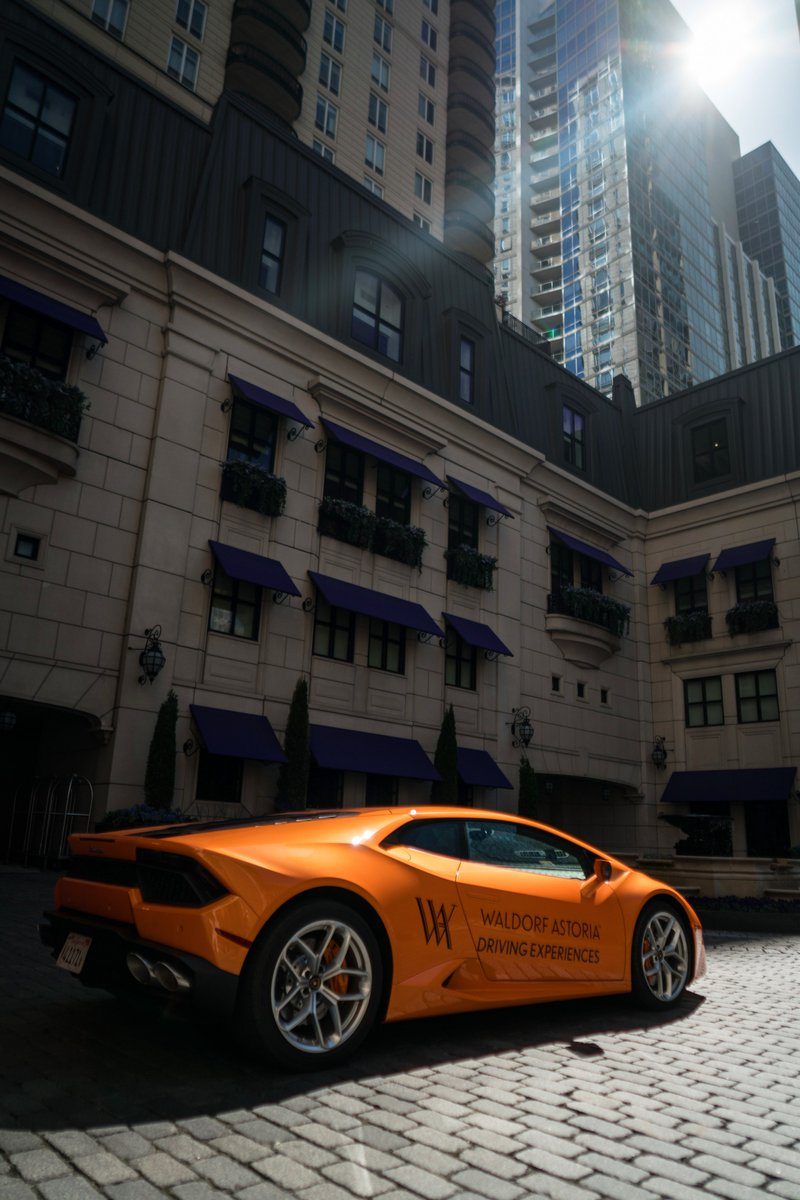 An appetite for adrenaline has been satiated—at least for now, as #WaldorfDrive looks back at @Waldorf_Chicago.