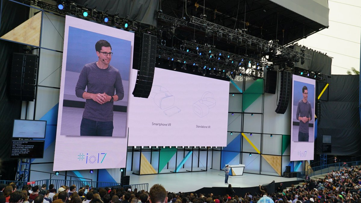 Standalone Google VR Headsets Coming from HTC and Lenovo #IO17 https://t.co/IbMMrTNJLr
