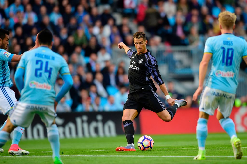 a9e8a41f6 Celta Vigo vs Real Madrid  Live Updates