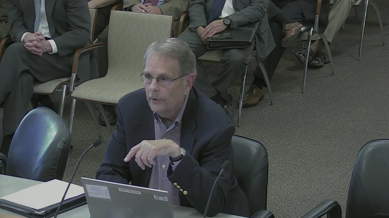 #UPAC Chairman Rich Kramer talks about opportunities for #regional collaboration &amp; potential benefits &amp; risks of such #collaboration. #ubmtg<br>http://pic.twitter.com/LZLMSeK4Tb