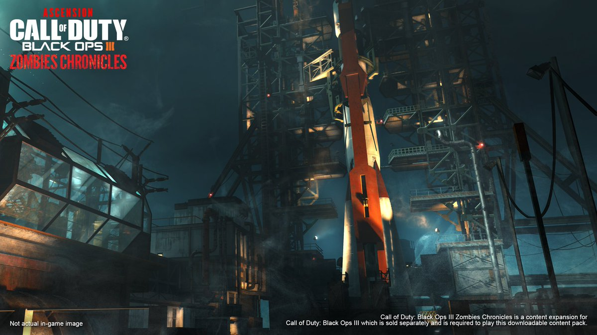Call Of Duty Black Ops Moon Map on
