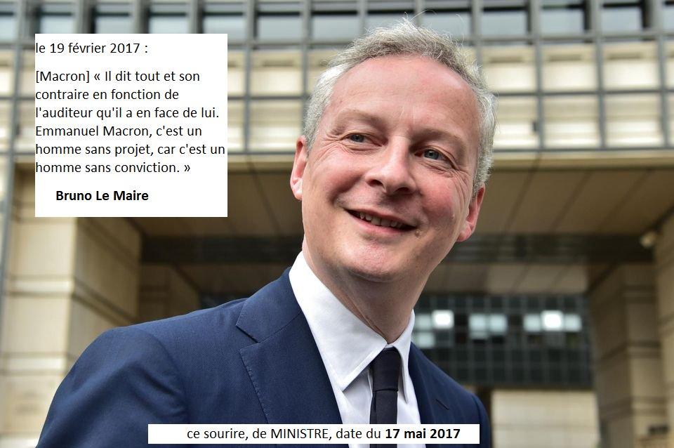 #Bercy #gouvernementphilippe #Lemaire  #macron #Presidentielles2017  #Presidentielle #Matignon Sans commentaires !<br>http://pic.twitter.com/cZkd0IuUCo