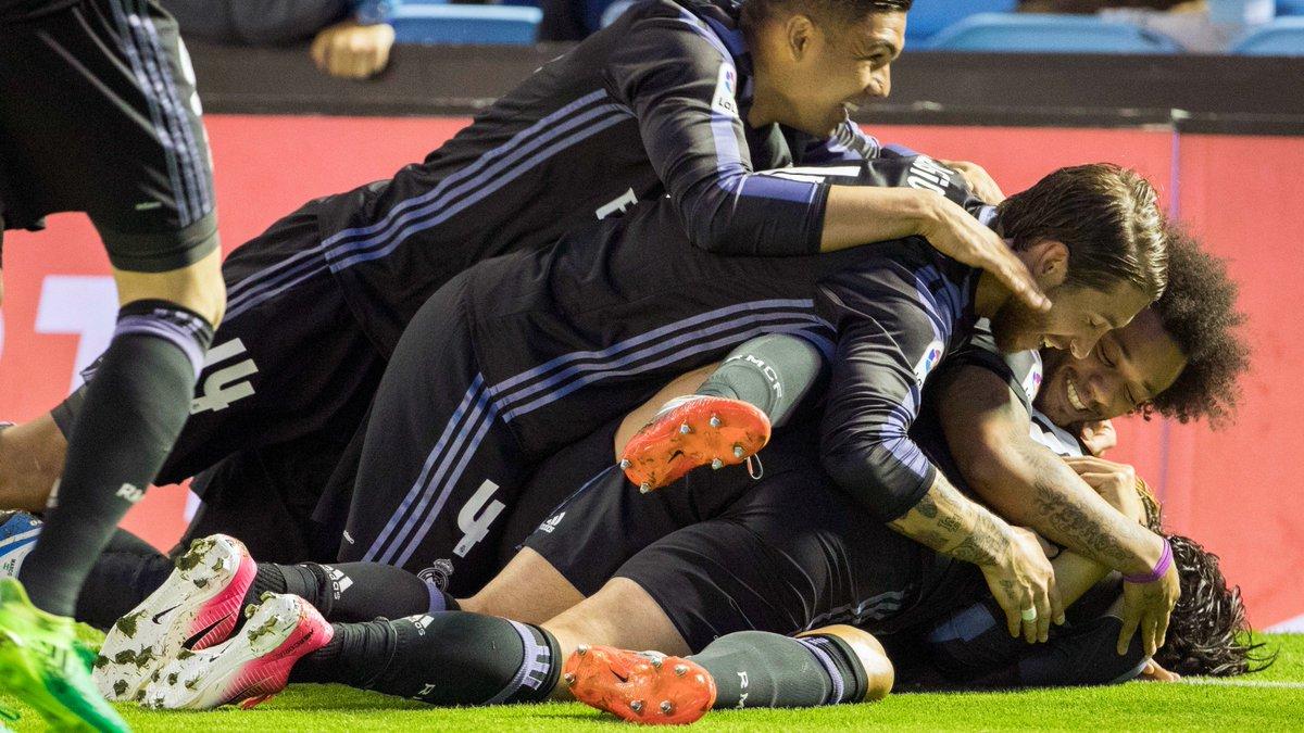 Video: Celta de Vigo vs Real Madrid