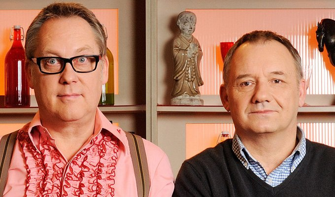 Vic and Bob bring back Big Night Out | One-off special for the BBC https://t.co/9rjGmyUl81 https://t.co/HUtvnb9H4X