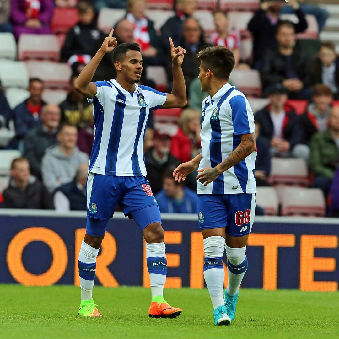 FC Porto B wygrywa Premier League Internacional Cup!