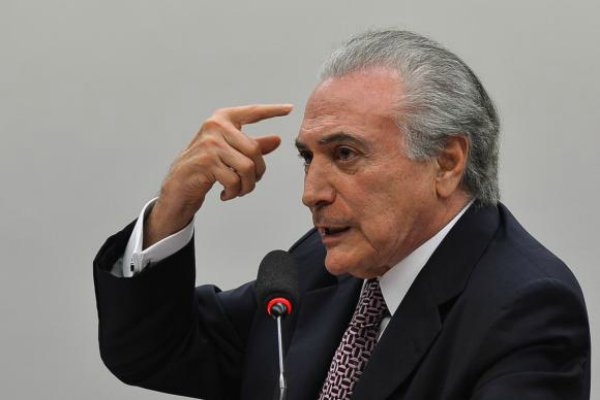 Temer marks meeting with Silas Malafaia by supporting welfare reform