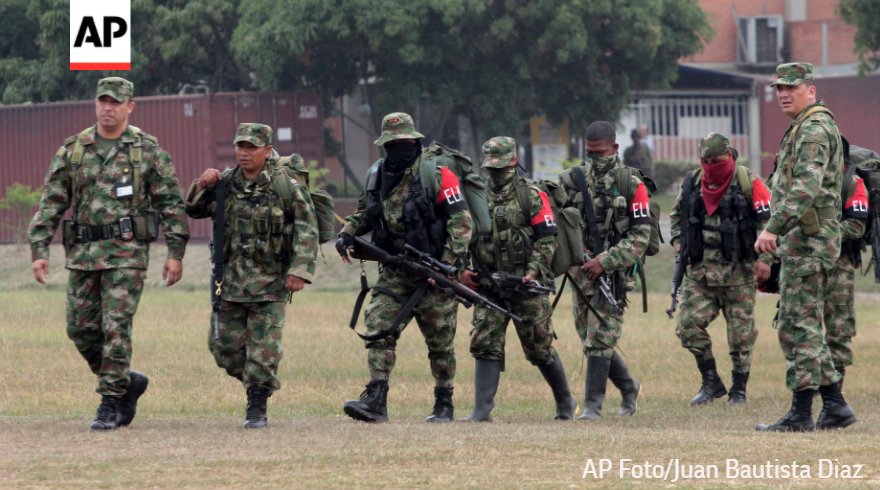 The National Liberation Army (ELN), Colombia's second-largest guerrilla group, on Wednesday called for a joint effort with the government delegation to reach humanitarian agreements that would alleviate the violence in the territories, as well as guarantees for participation.