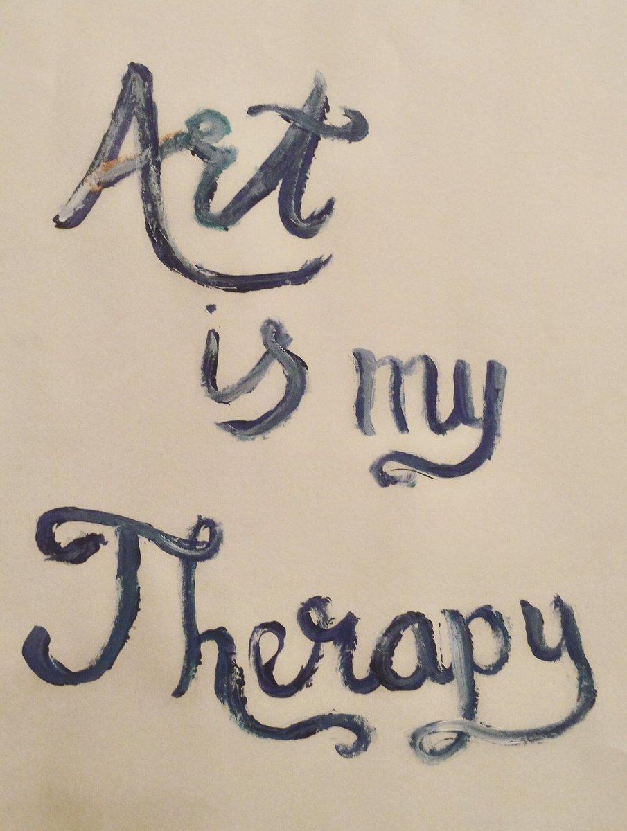 Art therapy https://t.co/2APrUOSoSt