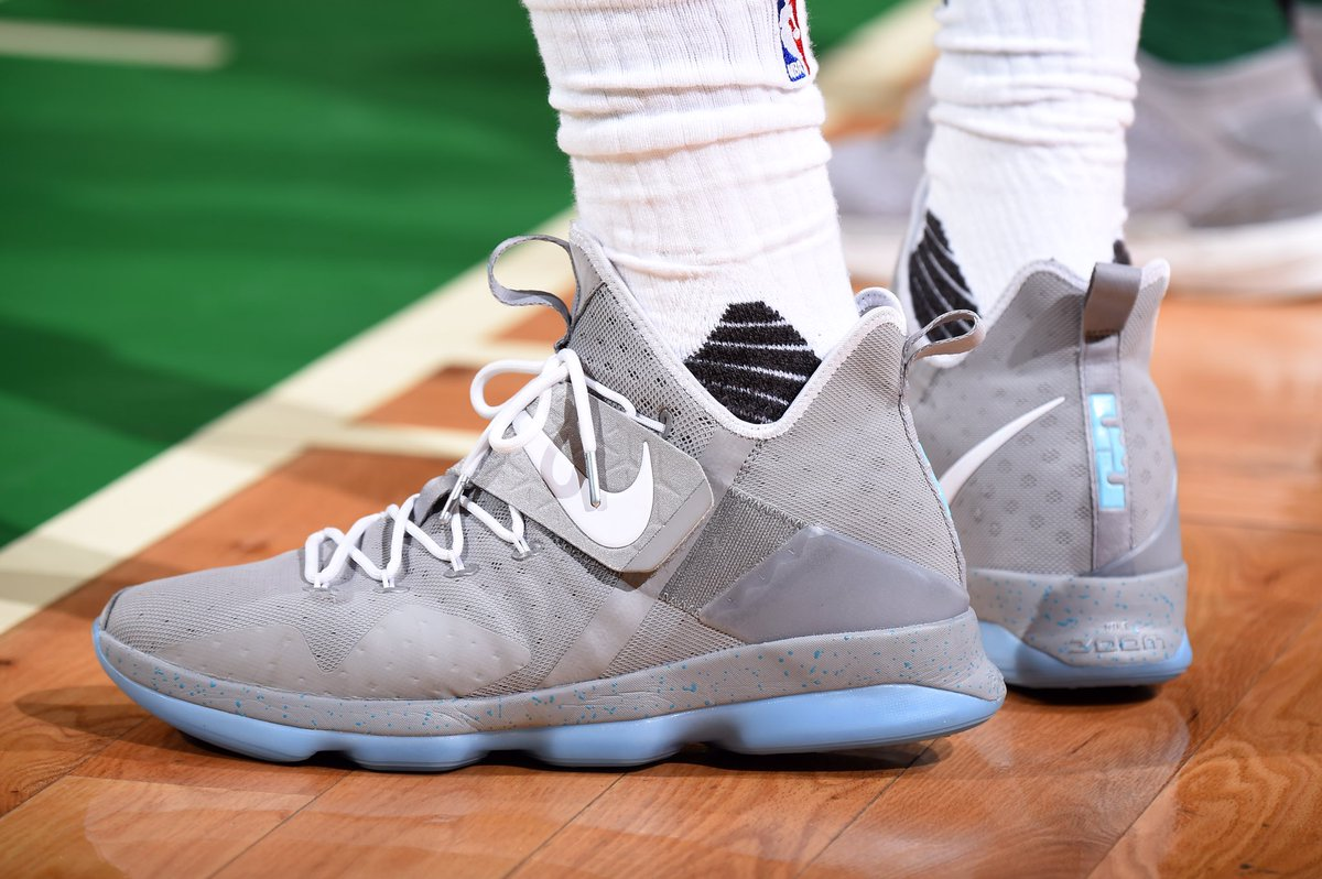 ca4476412ac ... camo ef9de 8b565  coupon code for lebron james in the nike lebron 14  mag vs. boston defendtheland b0b15