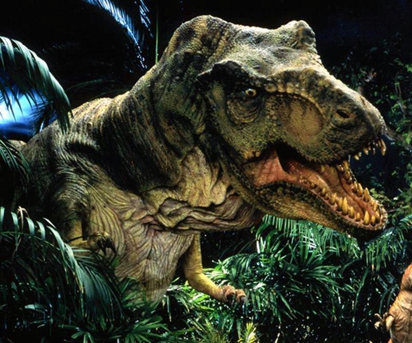 "Chris Pugh on Twitter: ""Tyrannosaurus Rex animatronics ... T Rex The Lost World Jurassic Park"