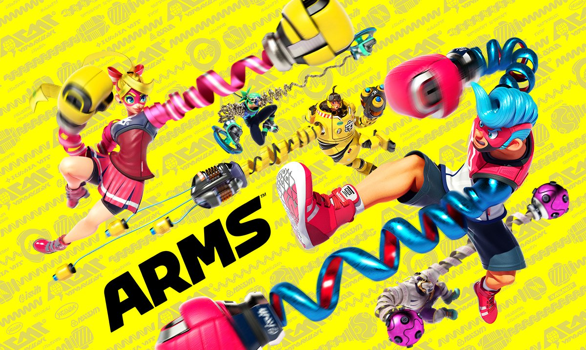 Arms game