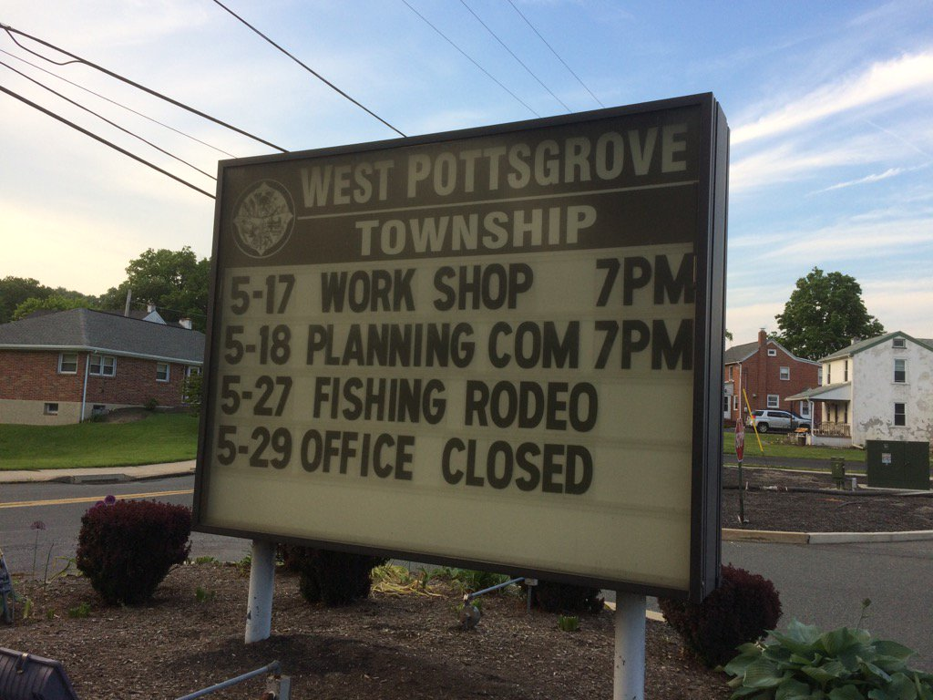 In the meantime, here is a look at upcoming activities in the Township, including tonight's meeting. https://t.co/qQd9UuLnCn