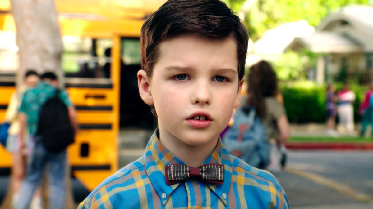 You've grown to love him, now watch Sheldon grow up! Don't miss @YoungSheldon this fall on CBS. https://t.co/h8jZBF3XqZ