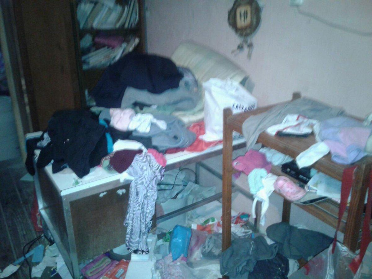 Indignante abandono de una niña de tres años en Tucumán