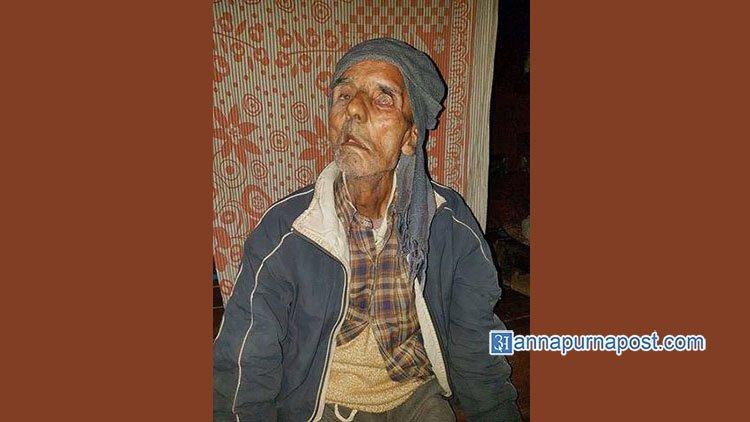 चार जनाको हत्या गरी फरार ८० बर्षीय वृद्ध जेलमा