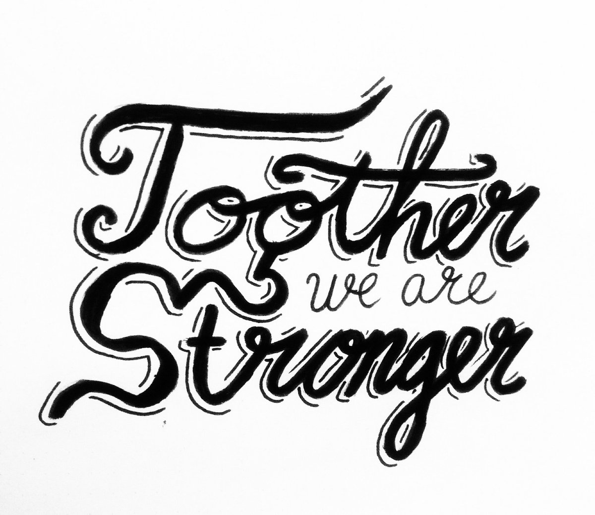 Stronger together https://t.co/aTWj9ym5xn