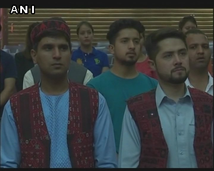 Shimla: HP University organised a special farewell for its 26 Afghan students on graduation, studying in India under sponsorship of ICCR