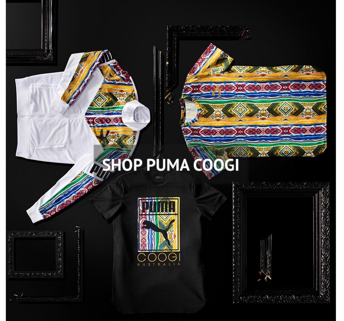 c377eee91c0 check out the coogi x puma clyde colab collection