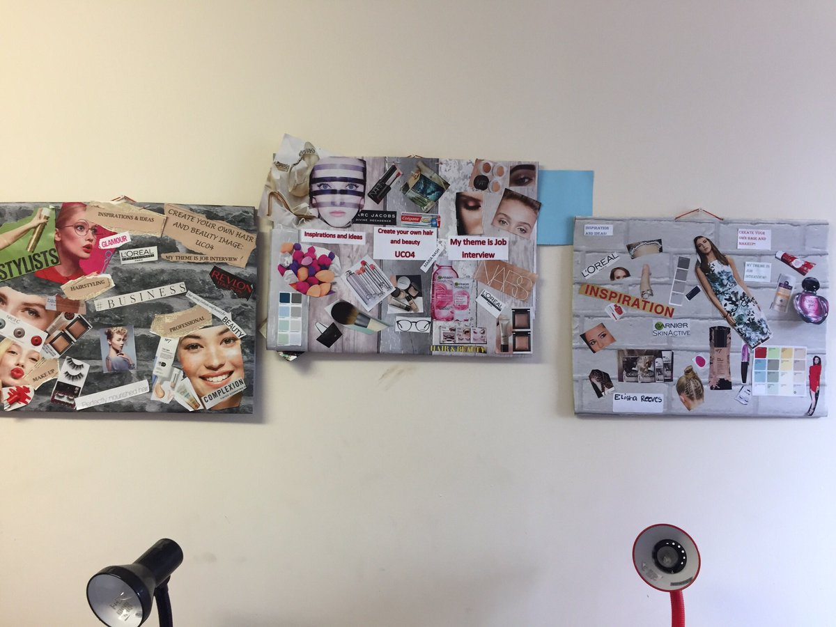 Students are producing grt mood boards of inspiration for their create a hair &amp; beauty image #vocational #inspiring #business #hair&amp;obesity<br>http://pic.twitter.com/ZlgfrLX6IX