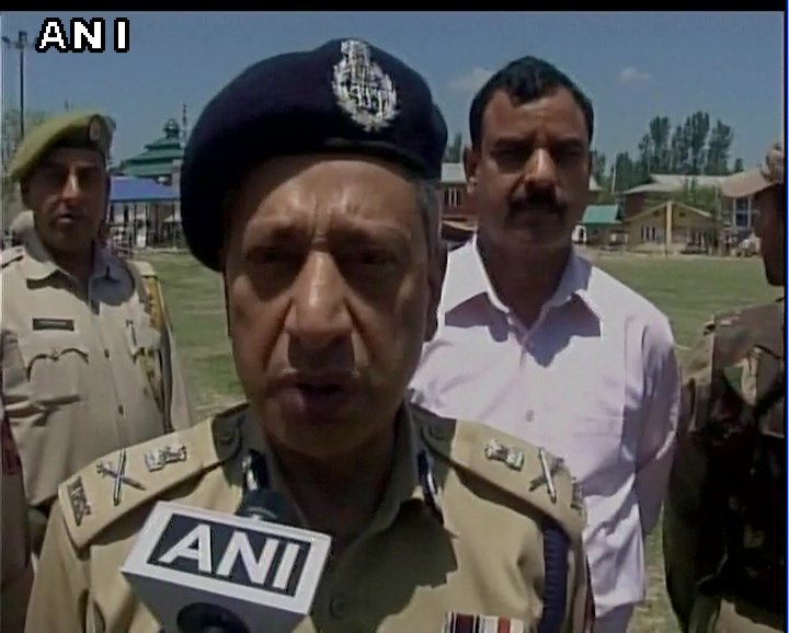 Giving an opportunity to youth to join the force; the recruitment process is completely transparent: SP Vaid, DGP, J&K