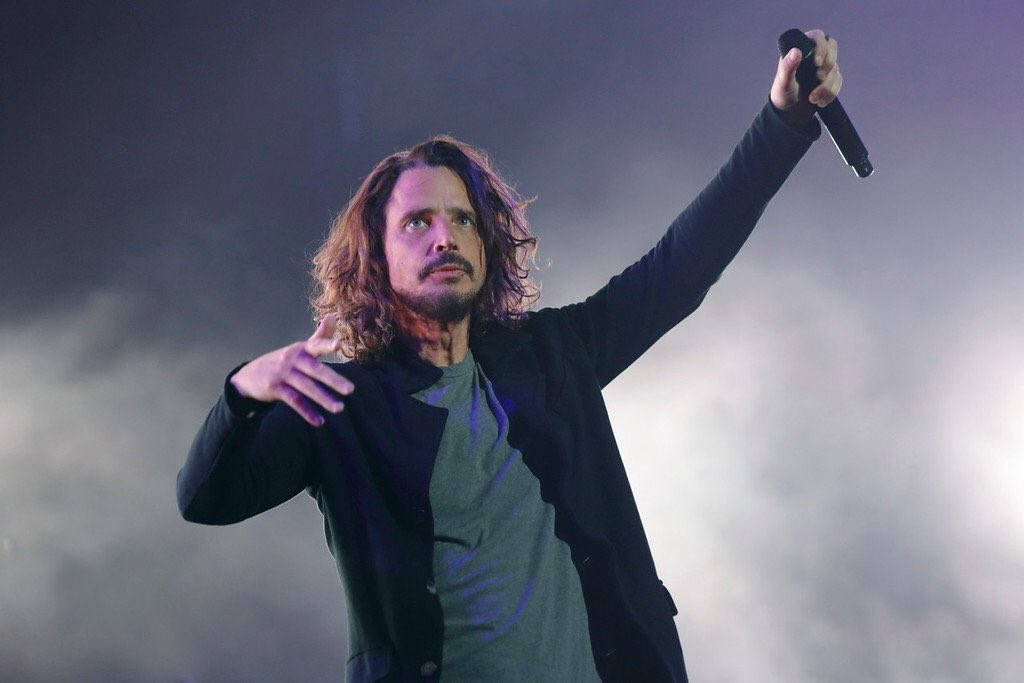 Amazing pictures of Chris Cornell's final concert will break your heart