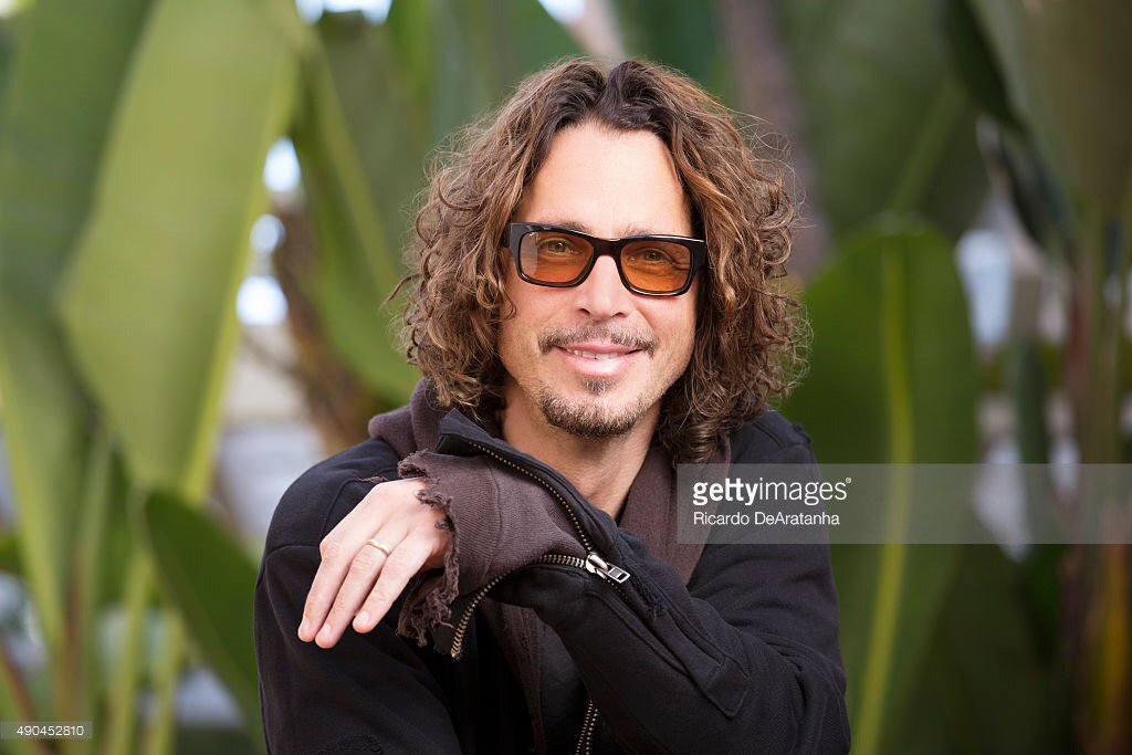 So very very sad that we lost another beautifully gifted human today .. RIP brother #chriscornell