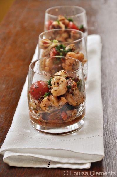 Seafood Salad — Living Lou