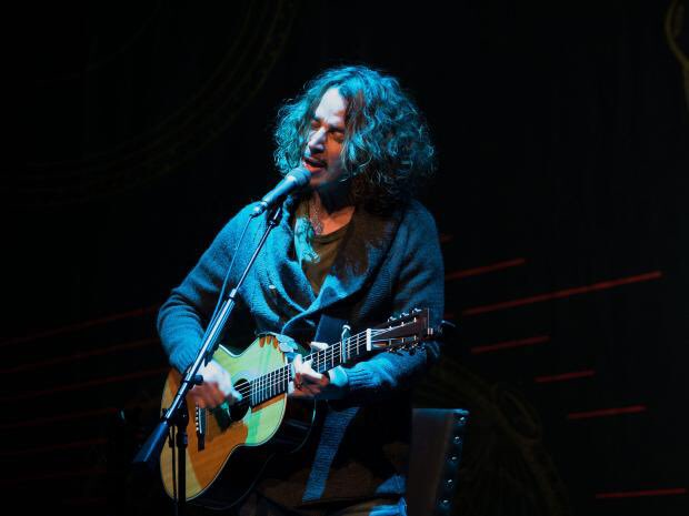 RIP Chris Cornell Incredibly Talented Incredibly Young Incredibly Missed.
