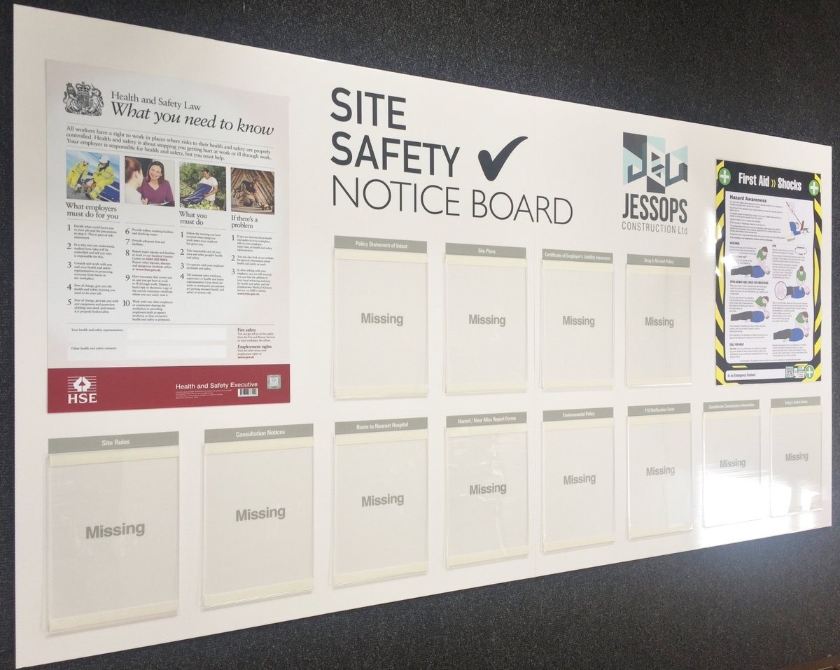 Examples Of Safety Bulletin Boards Pictures To Pin On