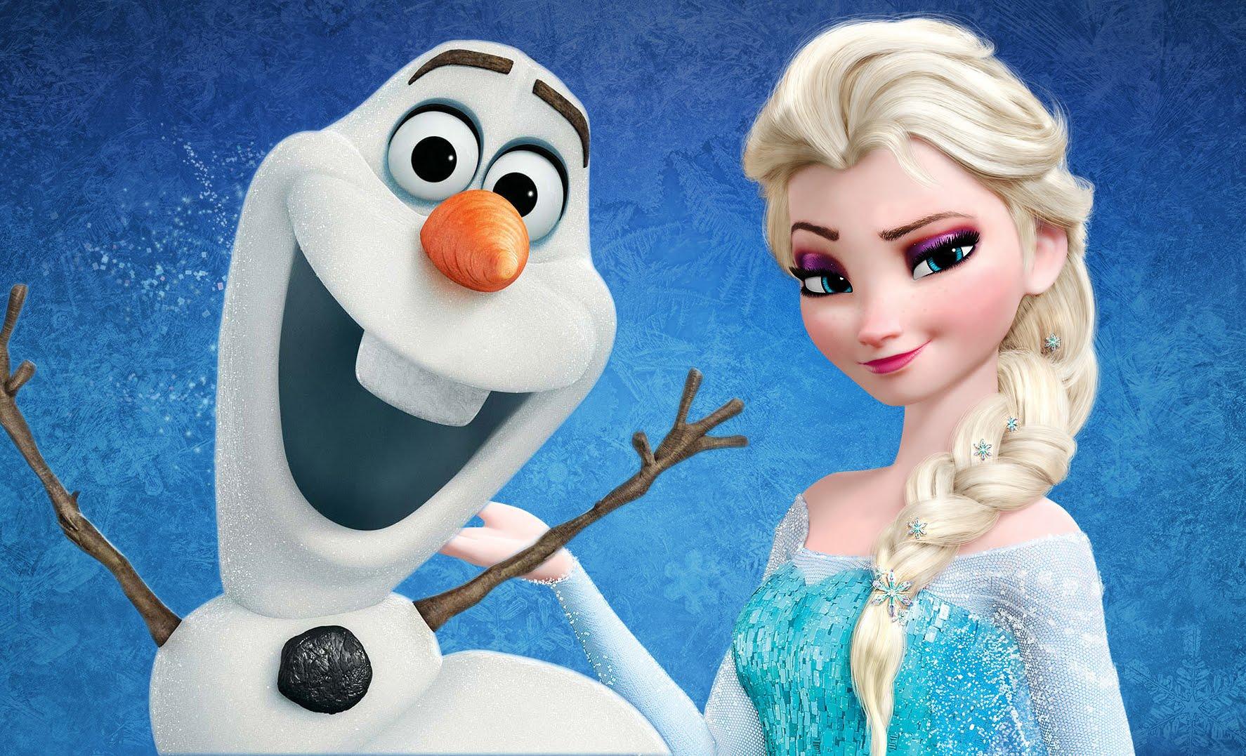 персонажи ледяного сердца в картинках представленные здесь