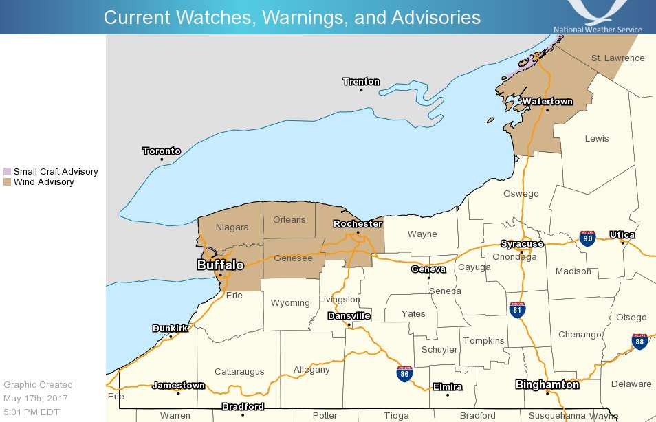 NWS Buffalo On Twitter Severe Storm Risk This Afternoon - Nws buffalo radar