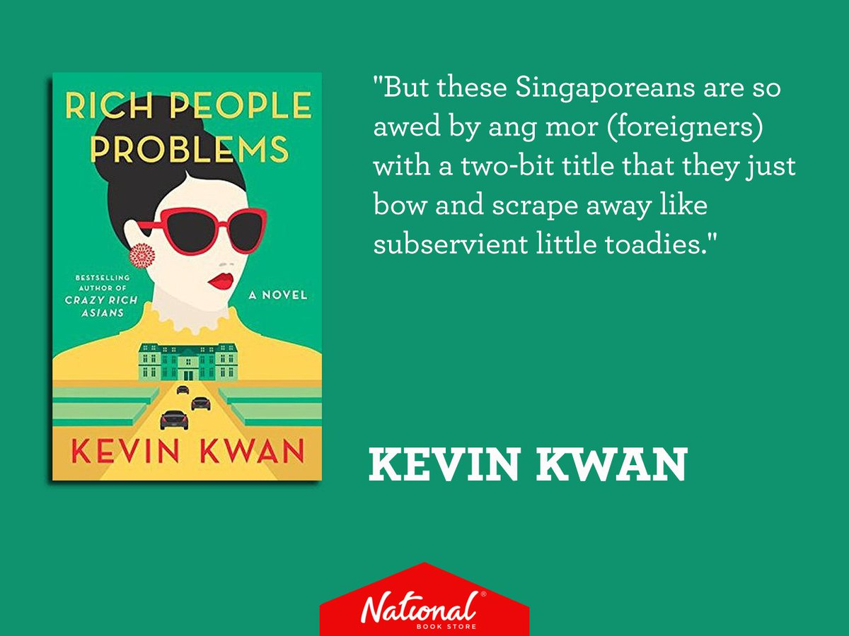 Image result for rich people problems kevin kwan