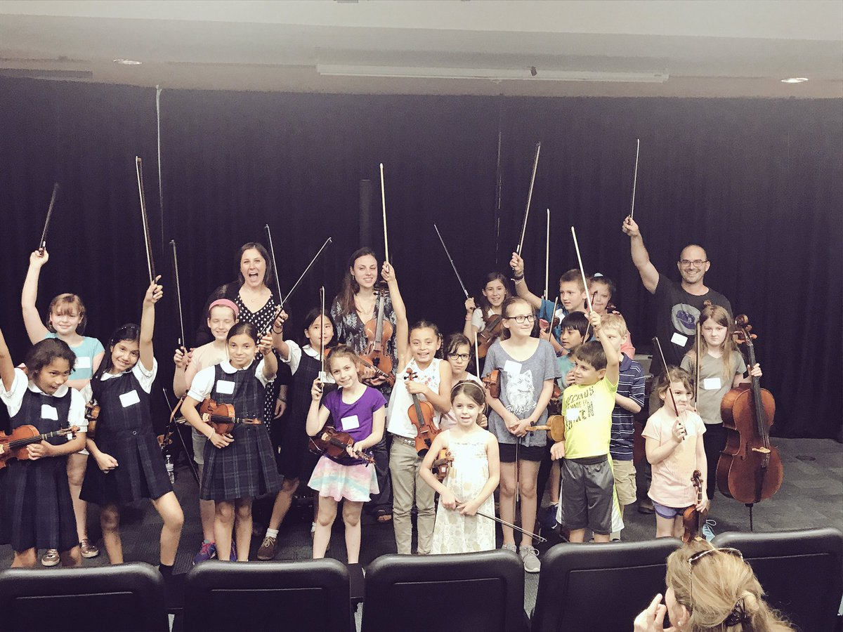 SR And Local String Students Jam With Fiddle Rock Experts Adam DeGraff Morgan A Weidinger First Session Tco SyWEoyU49D