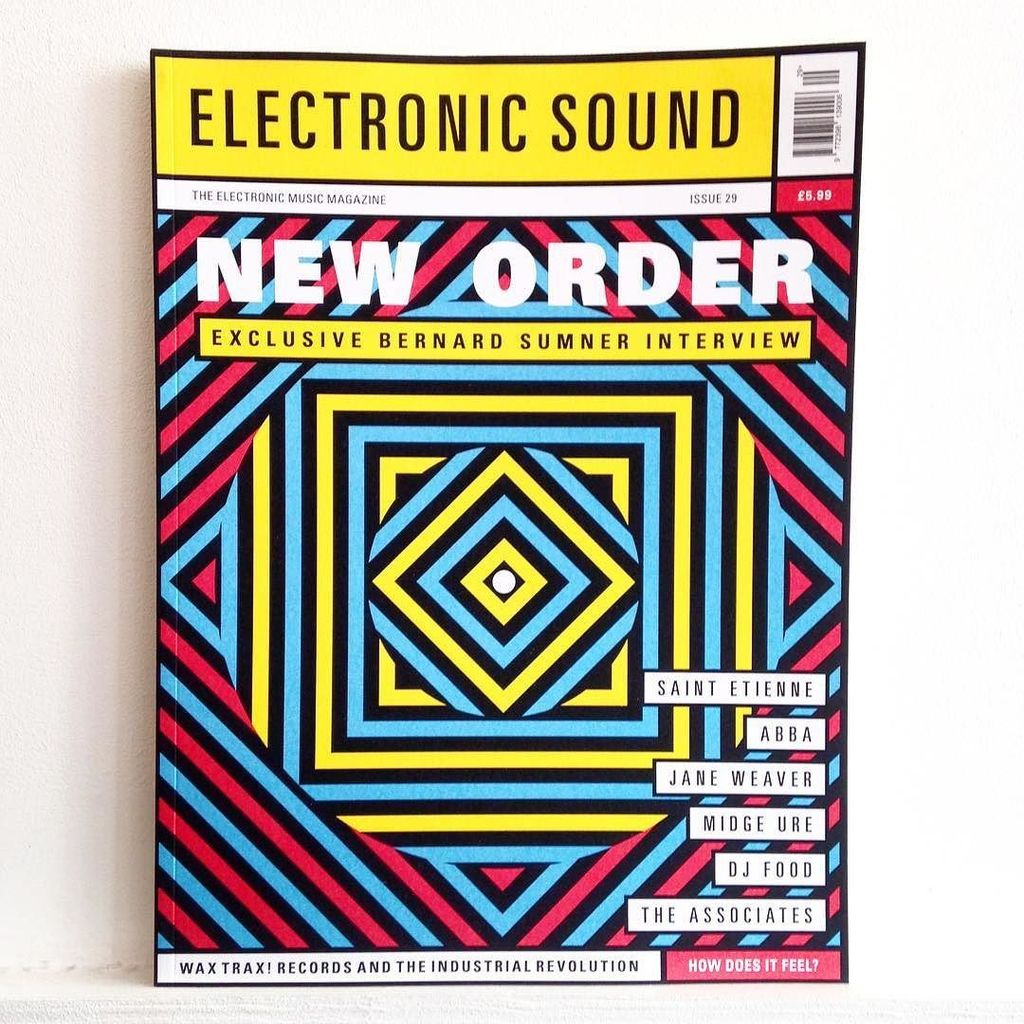 What #mesmerising cover from @electronicsoundmag ! #neworder are joined by #saintetienne #abba #midgeure #djfood a…  http:// ift.tt/2qULcZo  &nbsp;  <br>http://pic.twitter.com/wnS5VIs6U7