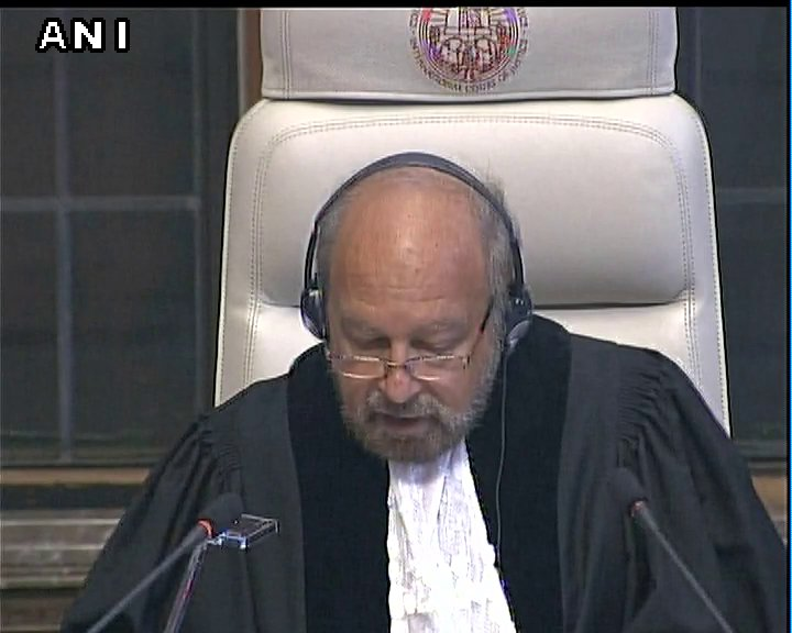 Rights invoked by India under the Vienna Convention are plausible: ICJ Judge Ronny Abraham