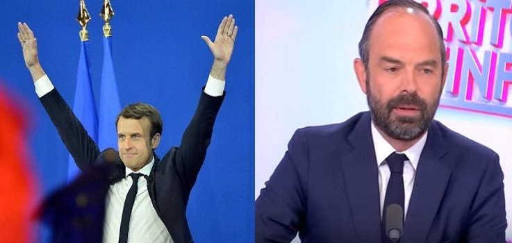 #Macron names #EdouardPhilippe as #French PM. Details at  http:// bit.ly/2ri8oAv  &nbsp;  <br>http://pic.twitter.com/Ifx69VLnpw
