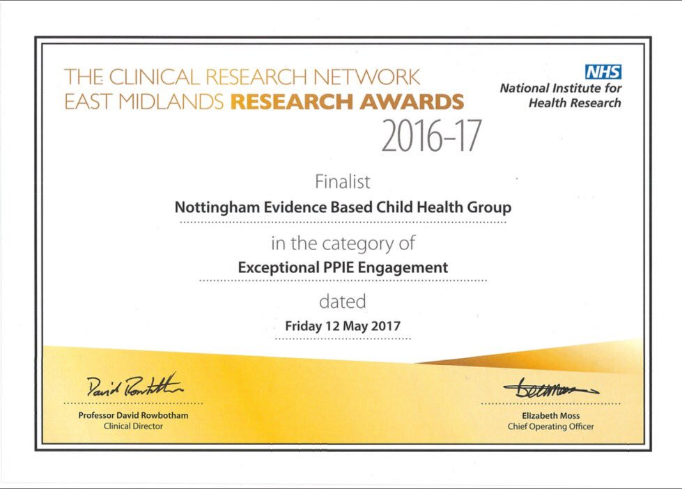 Question Cf On Twitter Our Finalist Certificate For Crn East